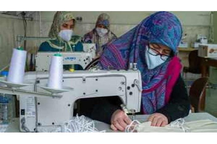 برنامهریزی برای تولید روزانه 5 میلیون ماسک