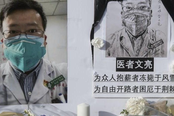 کرونا  در صورت آزادی رسانه های چینی همه گیر نمی شد