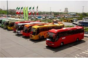 سرویس ادارات دوباره برقرار می شود/بکارگیری اتوبوس های بین شهری در درون شهرها