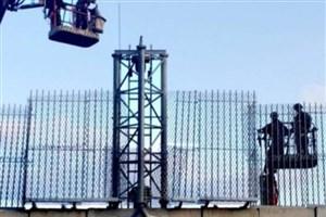 تلآویو در مرز با لبنان دستگاههای مراقبتی کار گذاشت