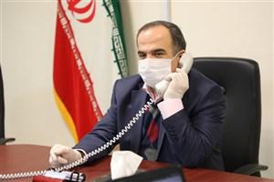 ملاقات های مردمی شهردار منطقه 13 غیر حضوری شد