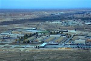 کامیونهای حامل تجهیزات نظامی وارد «عین الاسد» شدند
