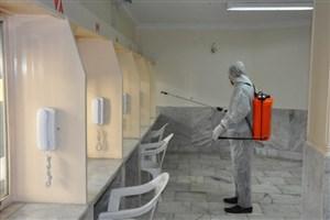 برای اولین بار رزمایش مدافعان سلامت زندانها در استان تهران برگزار شد