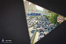 تغییر پیک ترافیک