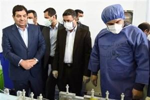 راه اندازی بزرگترین کارگاه تولید ماسک با ظرفیت تولید روزانه ۴ میلیون