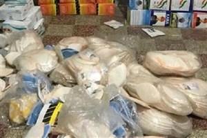 کشف  ۲ هزار و۹۰۰ ماسک درانباری در میدان آرژانتین