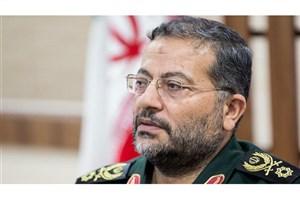 رئیس سازمان بسیج مستضعفین روز ارتش را تبریک گفت