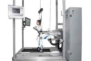 عرضه رباتی که بیماران را در گام برداشتن یاری میکند