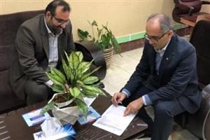 تفاهمنامه همکاری دانشگاه آزاد قائمشهر با سازمان فنیوحرفهای منعقد شد