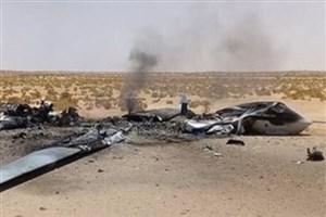 پهپاد ترکیه در لیبی ساقط شد