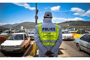 طرح فاصله گذاری اجتماعی در پلیس راه پایتخت به اتمام رسید
