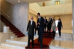 ظریف با بشار اسد دیدار کرد