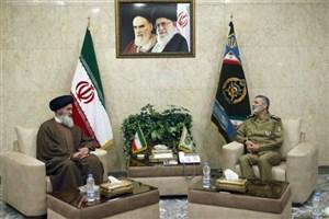 نیروهای مسلح مظهر اقتدار کشور و پشتوانه امنیت و آرامش هستند