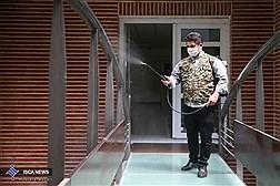 ضد عفونی مرکز رسانه و نشر علمی دانشگاه آزاد