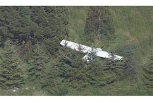 سقوط هواپیمای آموزشی ناجا در سلمانشهر/2مامورپلیس شهید شدند
