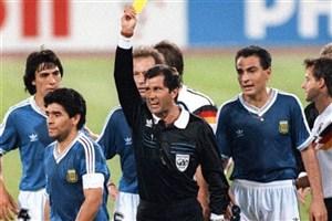 مارادونا قبل از شروع بازی فحاشی میکرد/ دیهگو شخصیت ناخوشایندی دارد