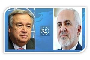 استقبال دبیرکل سازمان ملل از تلاشهای ایران برای آتش بس در یمن