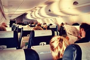 با همسفر بد در هواپیما چگونه رفتار کنیم؟