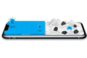 نانوپوشش محافظ برای حفاظت تلفنهای همراه از گزند ویروس