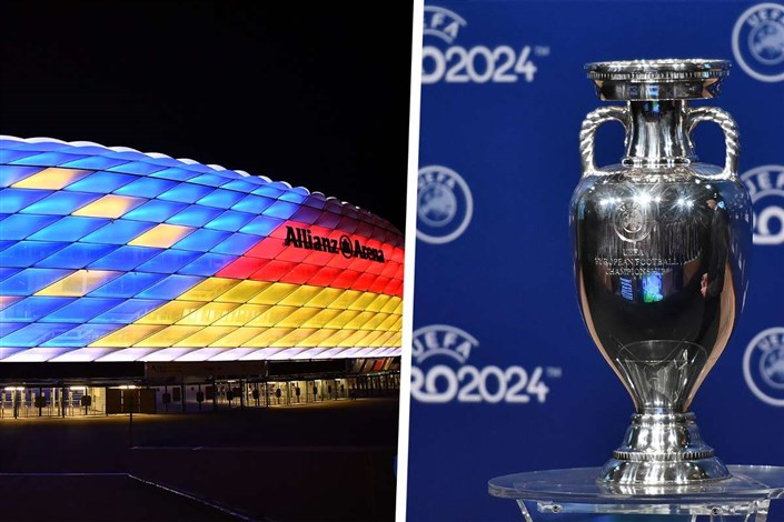 میزبانی آلمان در جام ملت های اروپا