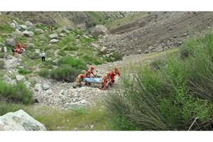 سقوط پرشیا به دره /۳ نفر کشته شدند+عکس