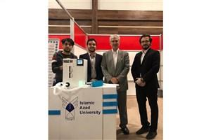 تولید دستگاه ونتیلاتور کاملا بومی توسط پژوهشگران دانشگاه آزاد اسلامی