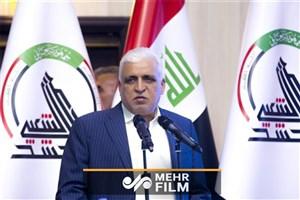 درخواست رئیس الحشد الشعبی عراق از نیروهای تحت امر خود بعد از حمله داعش