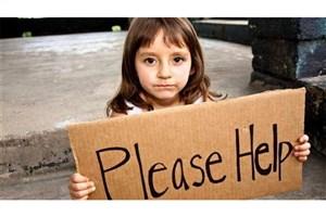 افزایش دو برابری مراجعه کودکان گرسنه به بانک غذایی در انگلیس