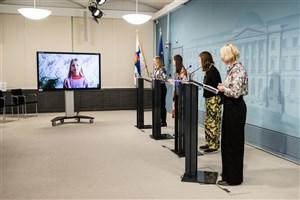 کنفرانس بیسابقه وزیران فنلاند با نیممیلیون دانشآموز دبستانی