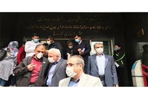 بازدید رئیس سازمان غذا و دارو از داروخانههای تهران