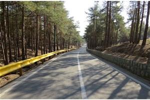 درهای بوستانهای جنگلی فعلا باز است