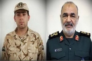 سرلشکر سلامی از کمک مومنانه سرباز نیکوکار قدردانی کرد