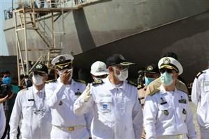 سازمان صنایع دریایی در پیشبرد اهداف کشور نقش محوری داشته است