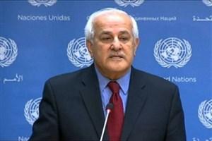 درخواست فلسطین از دبیرکل سازمان ملل برای توقف الحاق کرانه باختری
