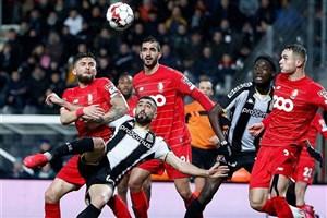 لیگ برتر فوتبال بلژیک به پایان خط رسید