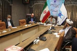 آغاز فعالیت کمیته اقتصادی کرونا در دانشگاه آزاد استان البرز