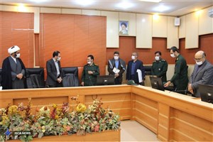 مسئول بسیج کارمندی دانشگاه آزاداسلامی واحدنجف آباد معرفی شد