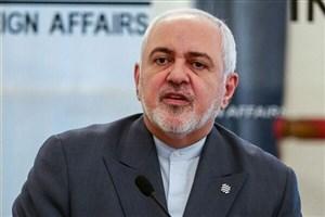 نامه ظریف به دبیرکل سازمان ملل در خصوص خروج غیرقانونی آمریکا از برجام