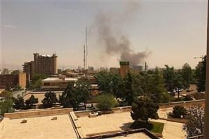 دلیل  آتش سوزی در میدان عطار چه بود؟
