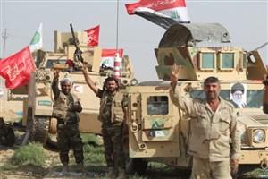 الحشد الشعبی گروهی از فرماندهان و اعضای ارشد داعش را دستگیر کرد