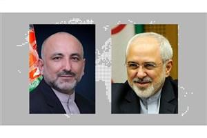 ظریف با سرپرست وزارت خارجه افغانستان گفتگو کرد