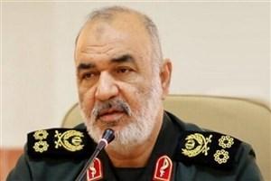 سرلشکر سلامی شهادت کارکنان نداجا را به فرمانده کل ارتش تسلیت گفت