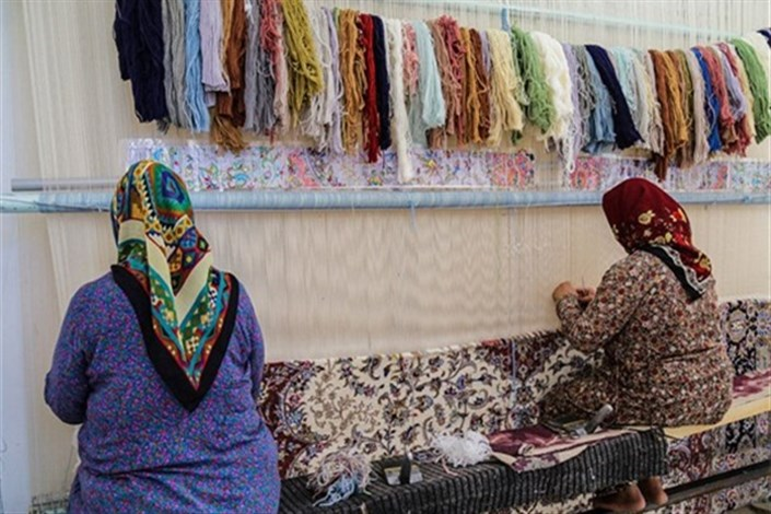 مشاغل خانگی زنان سرپرست خانوار