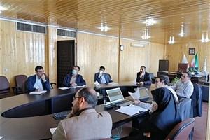 جلسه کارگروه عملیاتی سازی تفاهم نامه دانشگاه آزاد با وزارت دفاع برگزار شد