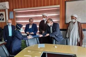 دانشگاه آزاد مازندران از کادر درمانی بیمارستان امام خمینی نور تقدیر کرد