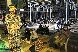 مراسم احیاء شب نوزدهم  ماه رمضان در اهواز