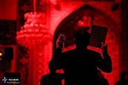 مراسم احیاءشب نوزدهم در مسجد جامع امام علی(ع)
