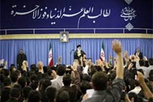 رهبر معظم انقلاب اسلامی فردا با دانشجویان دیدار میکنند