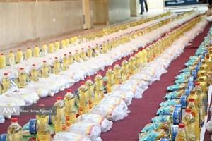 تهیه و توزیع ۵۵۰ بسته معیشتی توسط بسیج دانشجویی دانشگاه آزاد تبریز