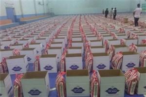 اهدای بستههای معیشتی برکت به همه هرمزنشینان